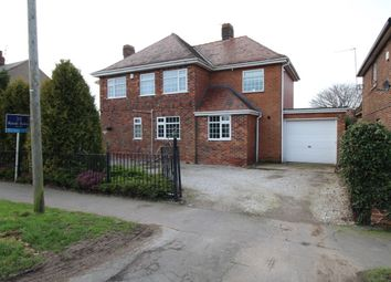 Thumbnail 4 bed detached house for sale in Spellowgate, Driffield