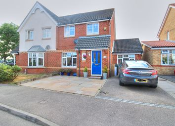4 bed semi-detached house for sale in Samoa Way, Eastbourne BN23