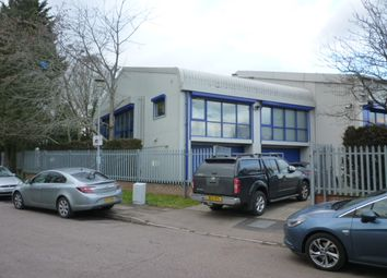 Thumbnail Industrial to let in Travellers Close, Welham Green
