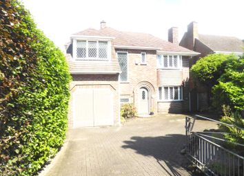 Thumbnail 4 bed detached house for sale in Mount Road, Higher Bebington