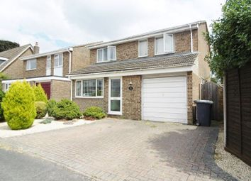 Thumbnail 4 bed detached house for sale in Springfield Road, Pamber Heath