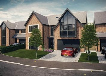 Thumbnail 6 bed detached house for sale in Glencourse Drive, Fulwood, Preston