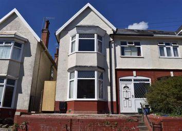 Thumbnail 3 bed semi-detached house for sale in Long Oaks Avenue, Uplands, Swansea