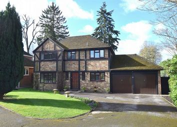 Thumbnail 4 bed detached house for sale in Earls Grove, Camberley, Surrey