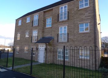 Thumbnail 2 bed flat to rent in Marlington Drive, Huddersfield, West Yorkshire
