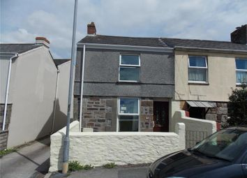 Thumbnail 2 bed end terrace house for sale in St. Day Road, Redruth
