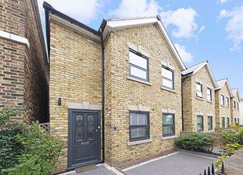 Thumbnail 3 bed terraced house for sale in Gunnersbury Lane, London