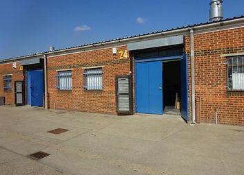 Thumbnail Light industrial to let in Unit 24 New Lydenburg Commercial Estate, Charlton, London