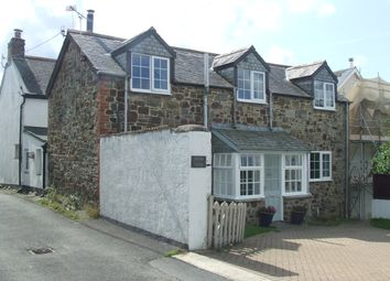 Thumbnail 2 bed cottage to rent in East Street, Bishops Tawton, Barnstaple