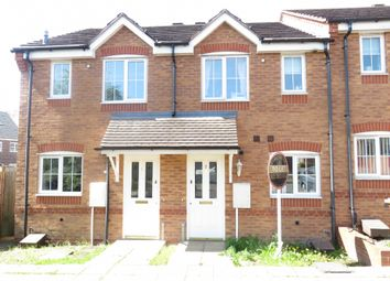 Thumbnail 2 bed terraced house to rent in Squires Gate Road, Willenhall