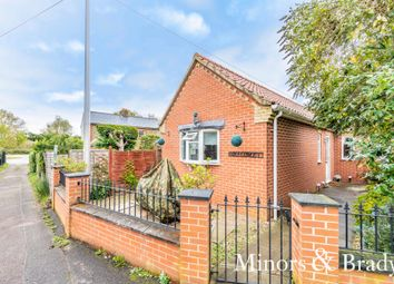 Thumbnail 2 bed detached bungalow for sale in Dereham Road, Scarning, Dereham