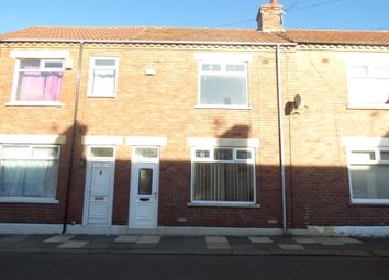 Thumbnail 2 bed terraced house to rent in Robert Street, Blyth