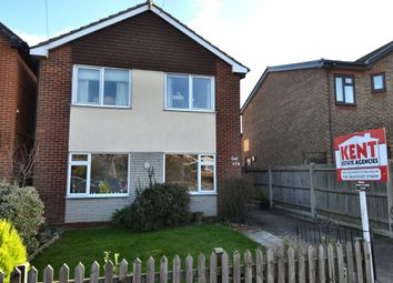 Thumbnail 2 bed flat for sale in St. Johns Road, Whitstable