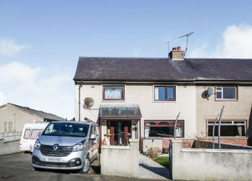 Thumbnail 3 bed semi-detached house for sale in The Bents, Sandend, Banff