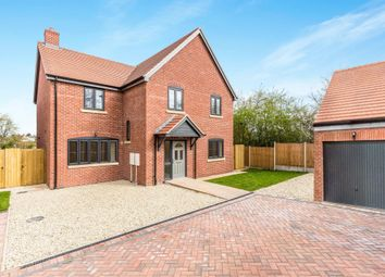 Thumbnail 4 bed detached house for sale in Park Rise, Powick, Worcester