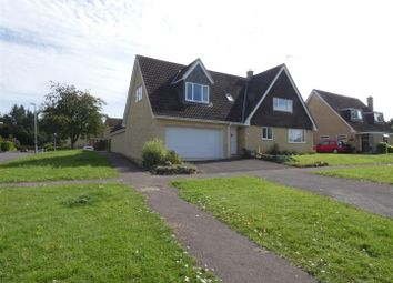 Thumbnail 4 bed detached house for sale in Fitzmaurice Close, Derry Hill, Calne