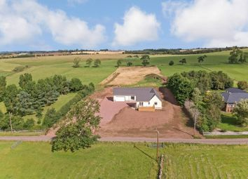 Thumbnail 4 bedroom detached bungalow for sale in Crest View, Spittal Road, Carnwath