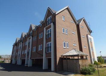 Thumbnail 2 bed flat for sale in Verden Court, Rose Creek Gardens, Chapelford Village, Warrington