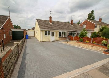 Thumbnail 2 bed semi-detached bungalow for sale in Nutbrook Avenue, Mount Pleasant, Stoke-On-Trent