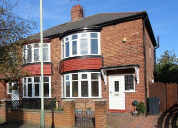 Thumbnail 2 bed semi-detached house for sale in Hirst Grove, Darlington