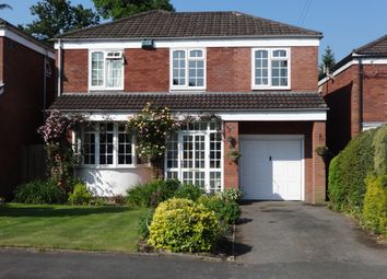 Thumbnail 4 bed detached house for sale in Nursery Road, Cheadle, Greater Manchester