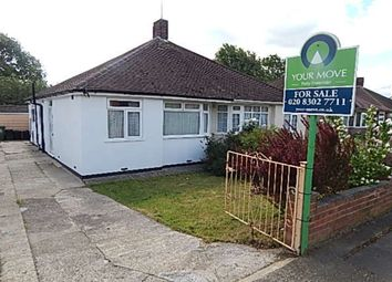 Thumbnail 2 bedroom bungalow for sale in Riverside Road, Sidcup