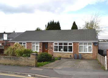 Thumbnail 4 bed detached bungalow for sale in The Avenue, Leigh