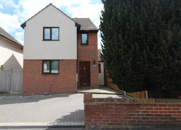 Thumbnail 3 bed detached house for sale in Windsor Road, Pilgrims Hatch, Brentwood
