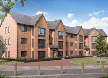 "Thumbnail 2 bed flat for sale in ""Foxton 2"" at Beggars Lane, Leicester Forest East, Leicester"