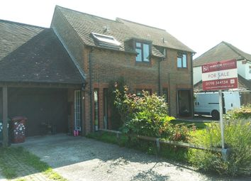 Thumbnail 3 bed terraced house for sale in Orchard Close, Petworth