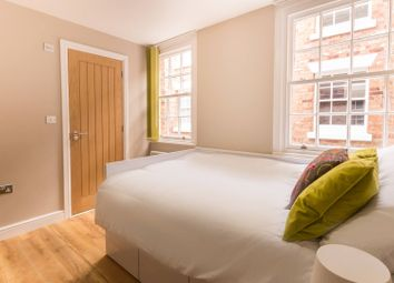 Thumbnail 1 bedroom flat to rent in Grosvenor Street, Chester, City Centre