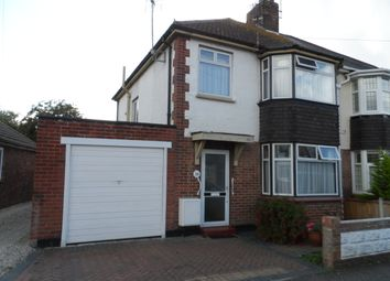 Thumbnail 3 bed semi-detached house for sale in Victory Road, Clacton On Sea