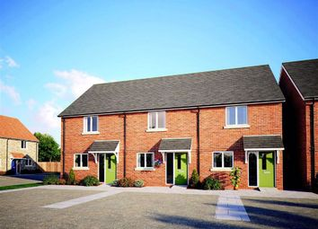 Thumbnail 2 bed terraced house for sale in Plot 21, Westbere Edge, Canterbury, Kent
