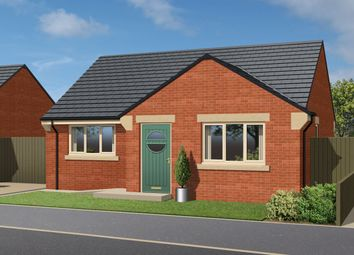 Thumbnail 2 bed detached bungalow for sale in Plot 2, Hardwick Crescent, Athersley South, Barnsley