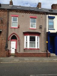 Thumbnail 6 bedroom terraced house to rent in Roker Avenue, Sunderland