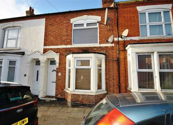 Thumbnail 2 bed terraced house for sale in Countess Road, Northampton