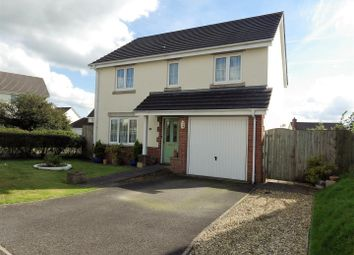 Thumbnail 4 bed detached house for sale in The Willows, Chilsworthy, Holsworthy
