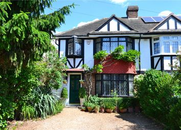 Thumbnail 3 bed detached house to rent in Aragon Road, Kingston Upon Thames