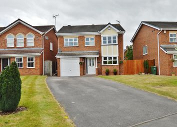 Thumbnail 4 bed detached house for sale in Sycamore Drive, Hixon, Stafford