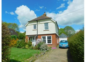 Thumbnail 4 bed detached house for sale in Coxham Lane, Steyning