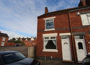 Thumbnail 2 bedroom end terrace house to rent in Cross Street, Kettlebrook, Tamworth