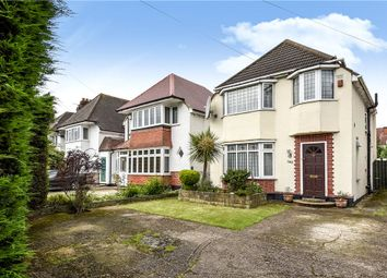 Thumbnail 3 bed detached house for sale in The Fairway, Ruislip, Middlesex