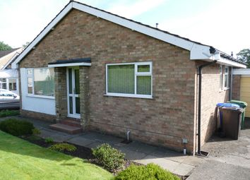 Thumbnail 2 bed bungalow to rent in Ashburn Rise, Scarborough