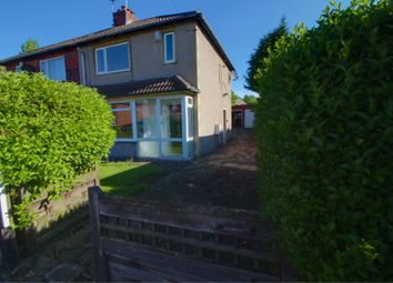 Thumbnail 3 bed semi-detached house for sale in Hurstville Avenue, East Bierley, Bradford
