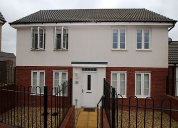 Thumbnail 3 bed link-detached house to rent in Hook Drive, Exeter