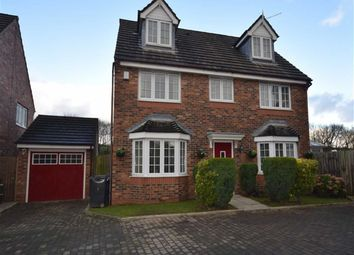 Thumbnail 5 bed detached house for sale in Barnflatt Close, Higher Walton, Preston, Lancashire