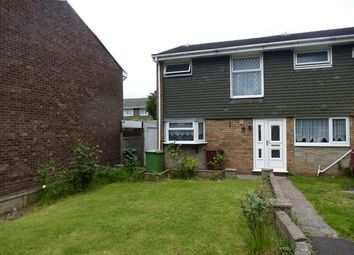 Thumbnail 3 bed semi-detached house for sale in Boswell Close, Darlaston, Wednesbury