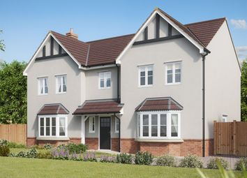 "Thumbnail 4 bed detached house for sale in ""The Bond"" at High Street, Twyning, Tewkesbury"