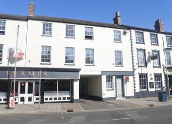Thumbnail 1 bed flat for sale in Burton Street, Melton Mowbray