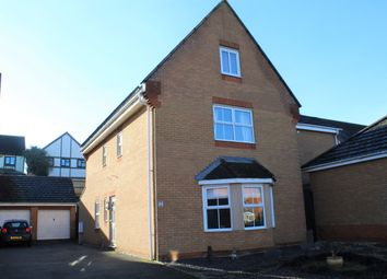 Thumbnail 5 bed detached house for sale in Garden Fields, Potton, Sandy